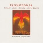 CD Front - Ikonofonia