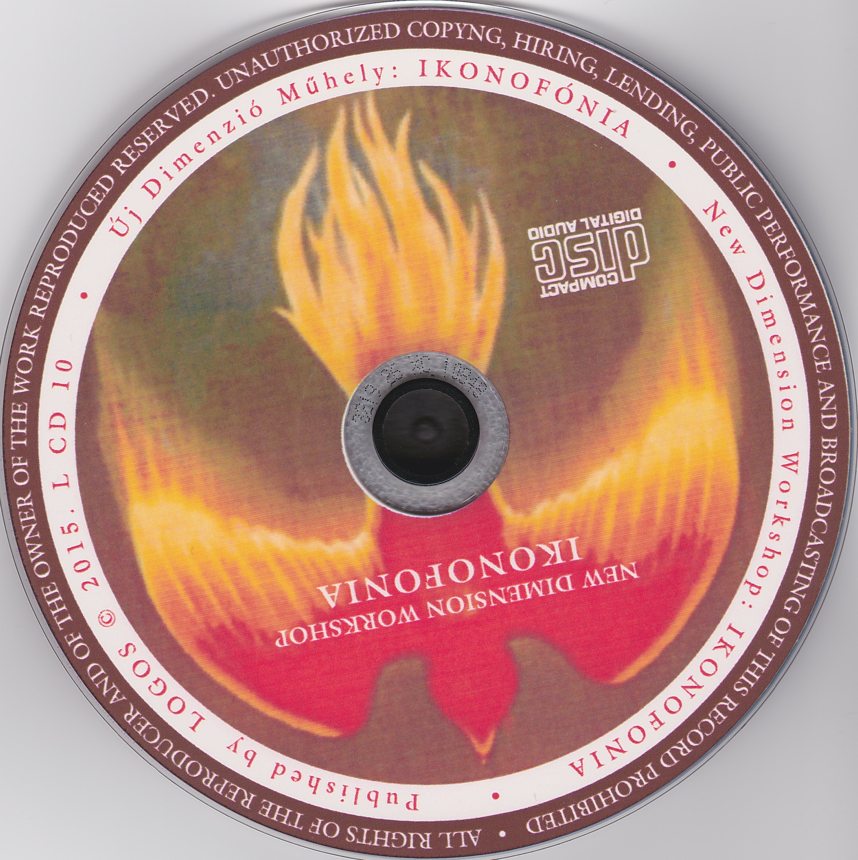 CD - Ikonofonia